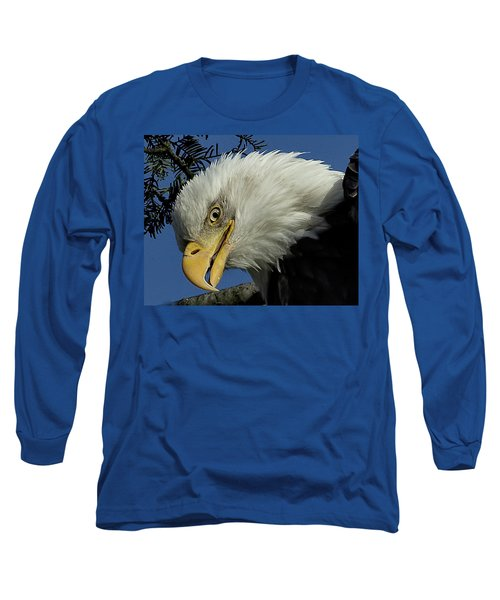 Eagle Head Long Sleeve T-Shirt