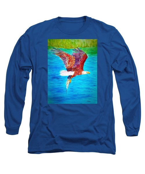 Eagle's Lunch Long Sleeve T-Shirt