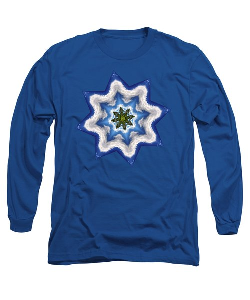 Earth Through A Star Long Sleeve T-Shirt