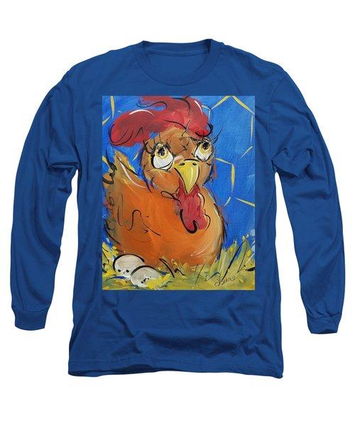 Eggs For Breakfast Long Sleeve T-Shirt