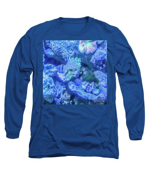 Electric Coral Long Sleeve T-Shirt