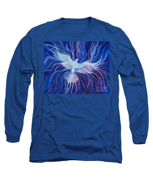 Eperchomai Long Sleeve T-Shirt