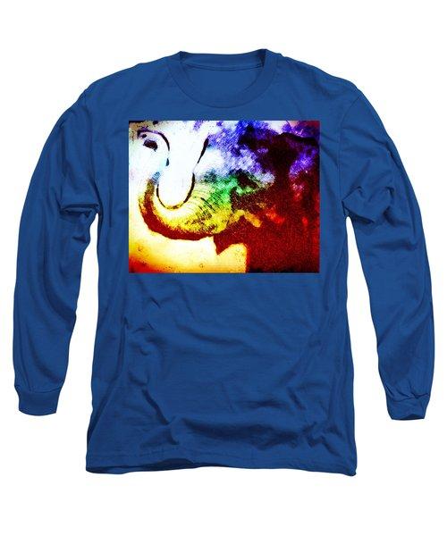 Elephant Energy Long Sleeve T-Shirt