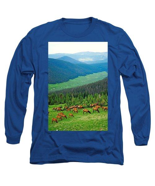 Elk Highlands Long Sleeve T-Shirt