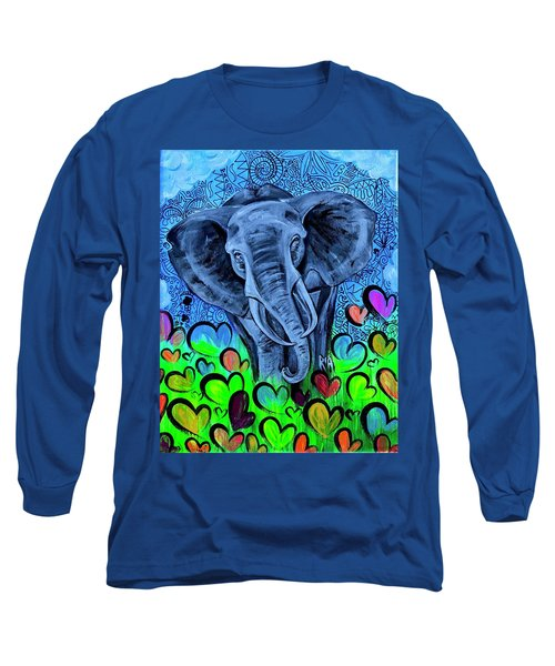 Elley  Long Sleeve T-Shirt