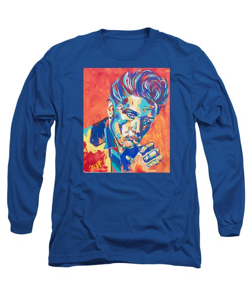 Elvis Long Sleeve T-Shirt