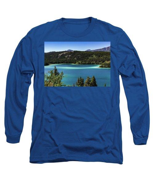 Emerald Lake 2 Long Sleeve T-Shirt