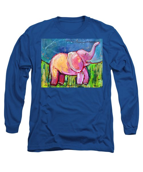 Emily's Elephant 2 Long Sleeve T-Shirt