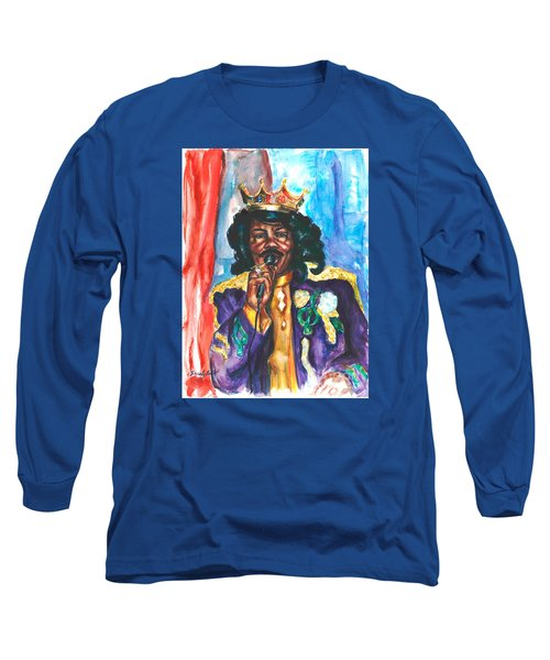Emperor Of The Universe Long Sleeve T-Shirt