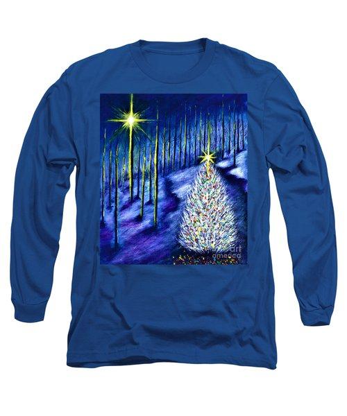 Enchanted Woods  Long Sleeve T-Shirt