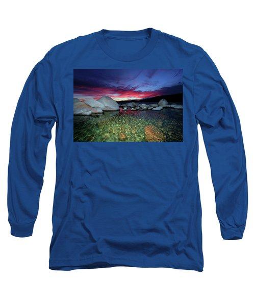 Enter A Tahoe Dream Long Sleeve T-Shirt