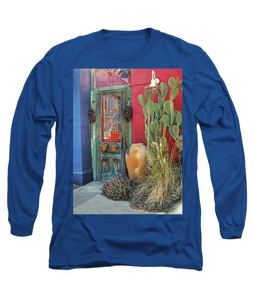Enter - You Are Always Welcome Long Sleeve T-Shirt