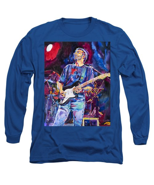 Eric Clapton And Blackie Long Sleeve T-Shirt
