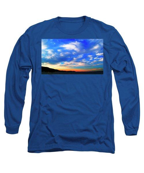 Estuary Skyscape Long Sleeve T-Shirt