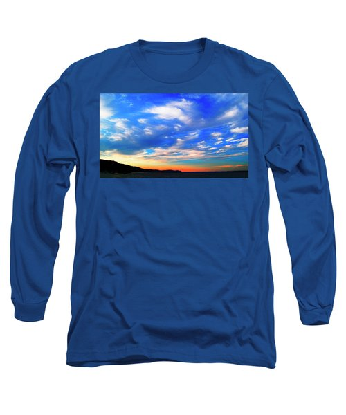 Estuary Skyscape Long Sleeve T-Shirt