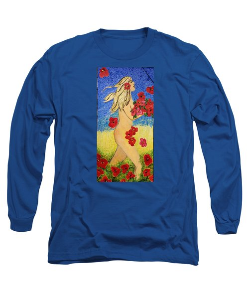 Eve Before The Fall Long Sleeve T-Shirt