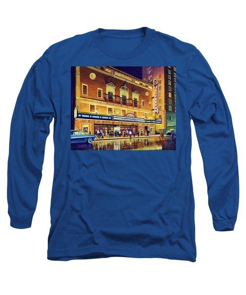 Evening At The Jefferson Long Sleeve T-Shirt