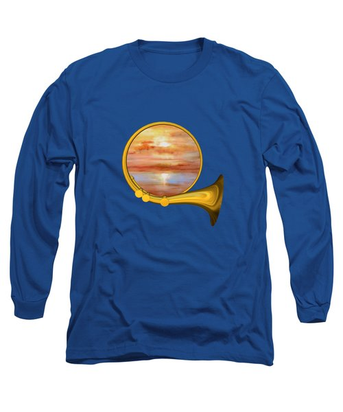 Eventide By V.kelly Long Sleeve T-Shirt