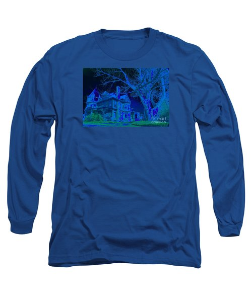Every Town Has One Long Sleeve T-Shirt by Jesse Ciazza