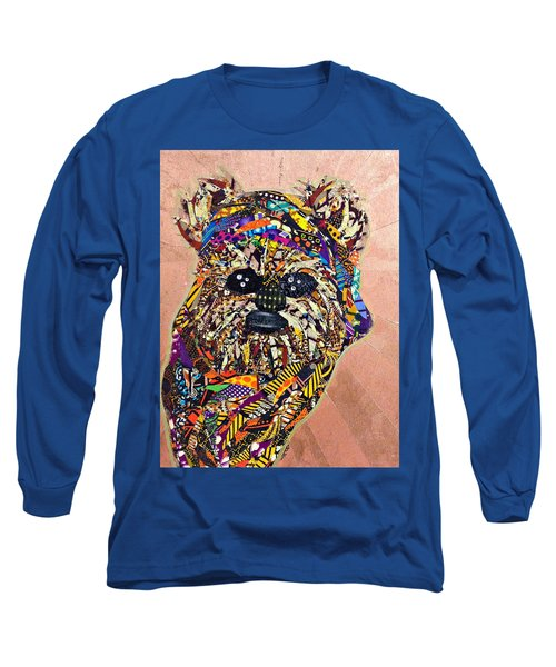 Ewok Star Wars Afrofuturist Collection Long Sleeve T-Shirt