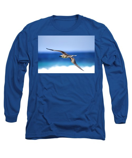Eye Contact Long Sleeve T-Shirt by Sean Davey