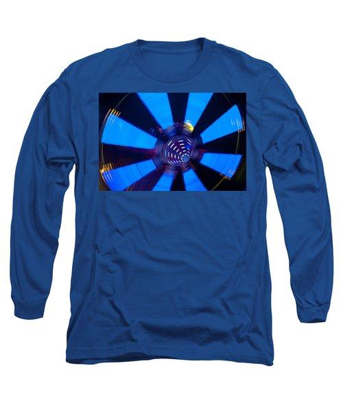 Fairground Abstract Vi Long Sleeve T-Shirt