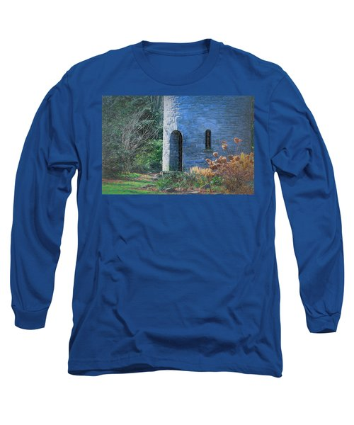 Fairy Tale Tower Long Sleeve T-Shirt by Patrice Zinck