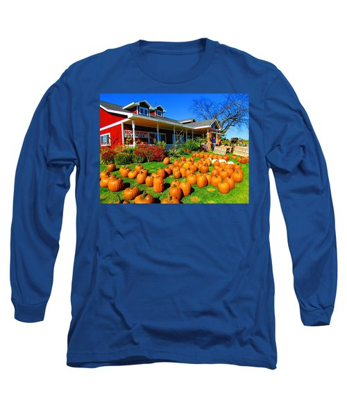 Fall Market Long Sleeve T-Shirt