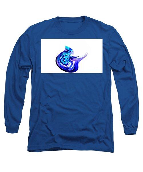 Fantasy Bird Long Sleeve T-Shirt by Thibault Toussaint