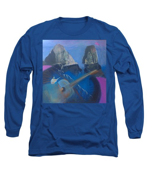 Faraglioni Serenade Long Sleeve T-Shirt