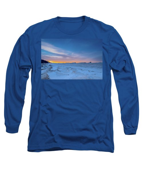 February Sunset Long Sleeve T-Shirt