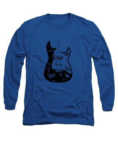 Fender Stratocaster 59 Long Sleeve T-Shirt