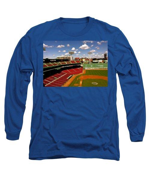 Fenway Park Iv  Fenway Park  Long Sleeve T-Shirt