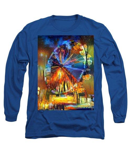 Ferris Wheel 1 Long Sleeve T-Shirt