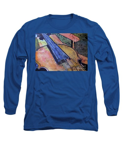 Fiddle Long Sleeve T-Shirt