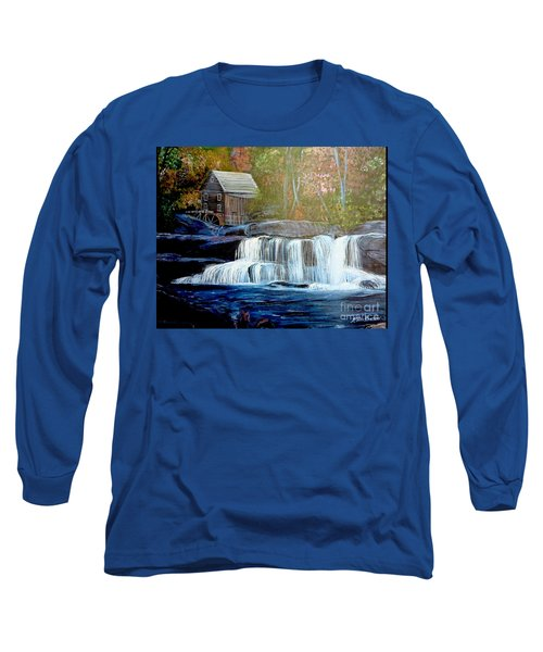Finding The Living Waters Original Long Sleeve T-Shirt