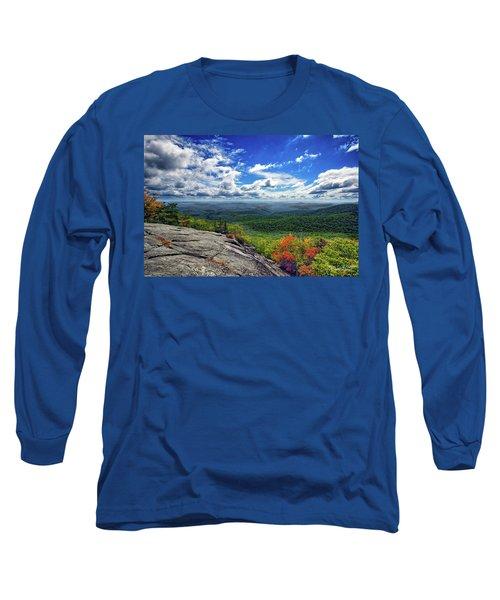 Flat Rock Vista Long Sleeve T-Shirt