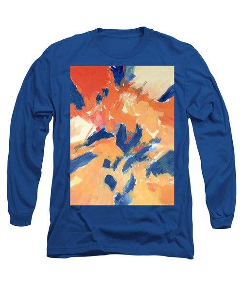 Fleeing Crows Long Sleeve T-Shirt
