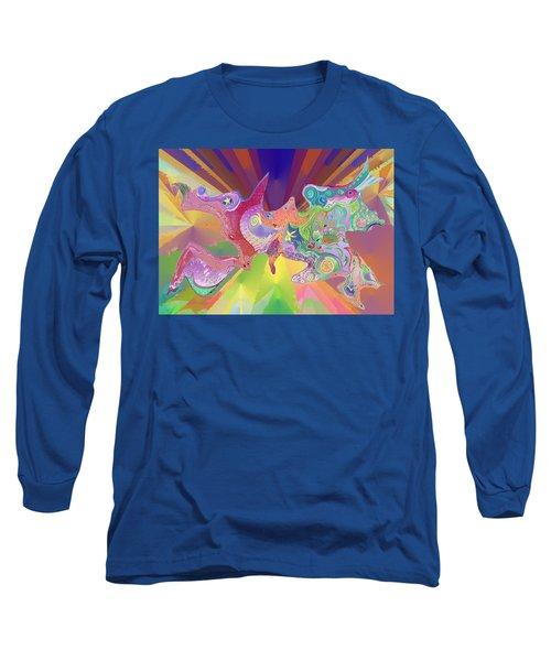 Flight Of Evolution Long Sleeve T-Shirt