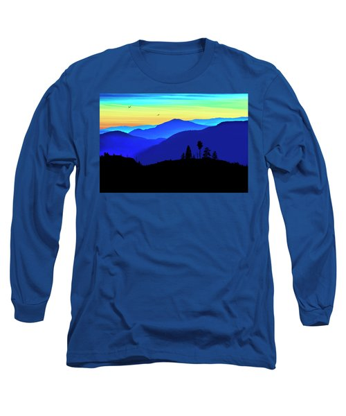 Long Sleeve T-Shirt featuring the photograph Flight Of Fancy by John Poon