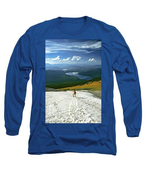Flight Risk Long Sleeve T-Shirt
