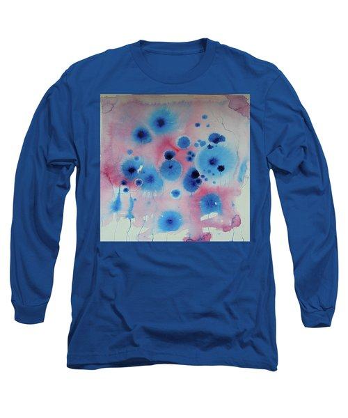 Flower Energies  Long Sleeve T-Shirt