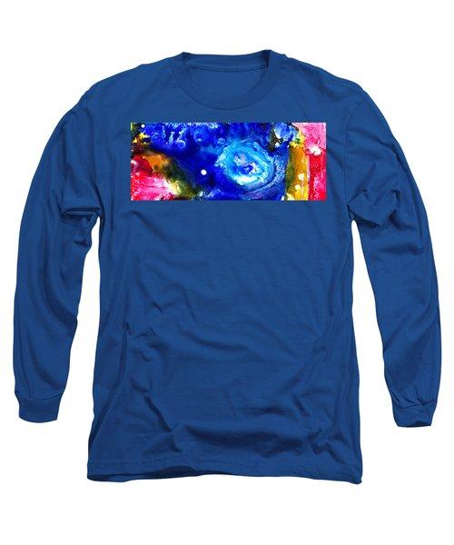 Focal Epilepsy Long Sleeve T-Shirt by Sir Josef - Social Critic -  Maha Art