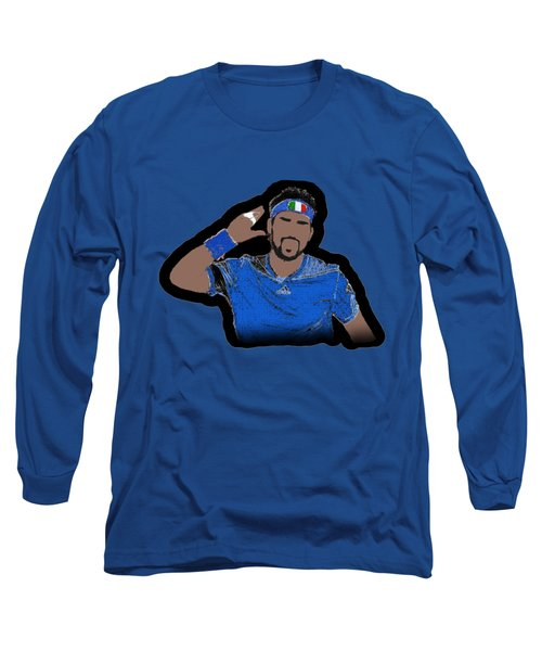 Fognini Long Sleeve T-Shirt by Pillo Wsoisi