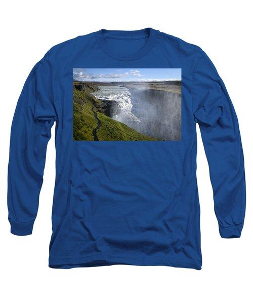 Follow Life's Path Long Sleeve T-Shirt