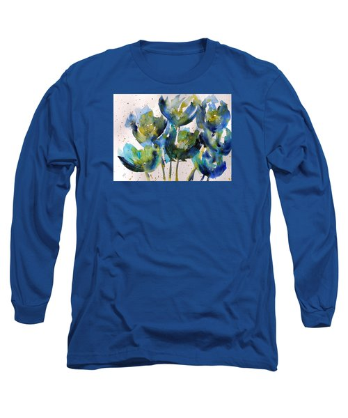 Forever Loving Blue Long Sleeve T-Shirt