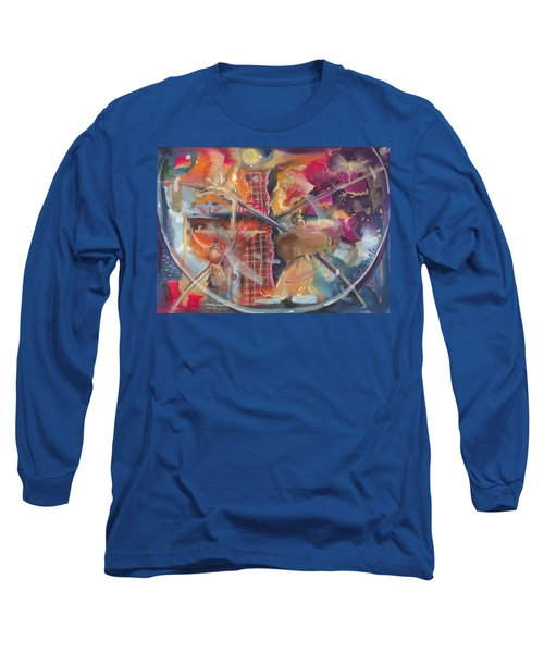 Fragile Detail  Long Sleeve T-Shirt