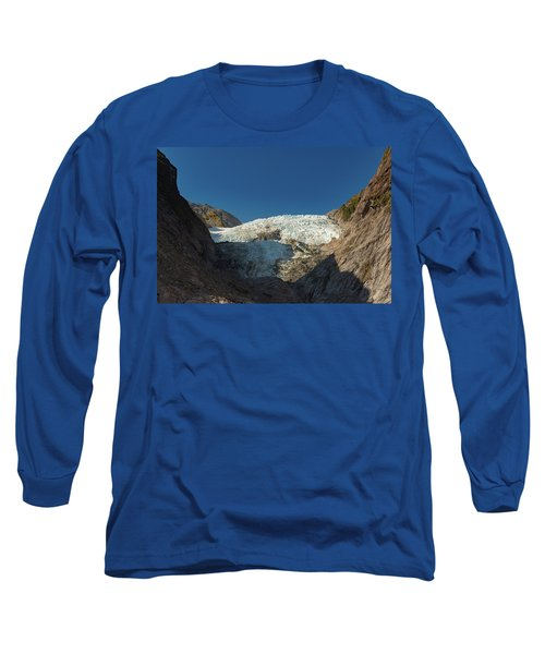 Long Sleeve T-Shirt featuring the photograph Franz Josef Glacier by Gary Eason