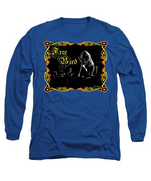 Free Bird #2 Long Sleeve T-Shirt
