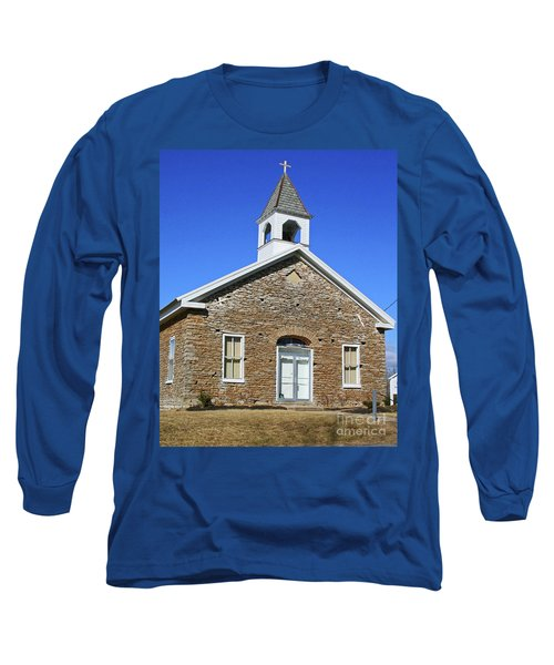 Freedonia Baptist Church Long Sleeve T-Shirt